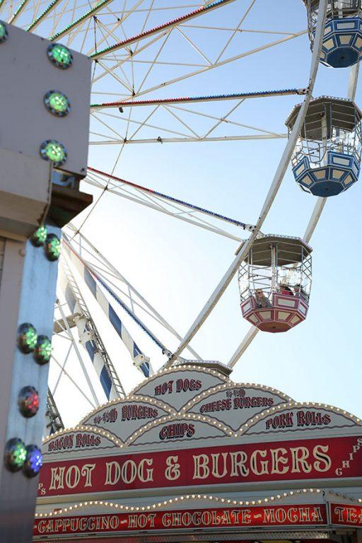 Newcastle Town Moor, Hoppings Fair, Big Wheel
