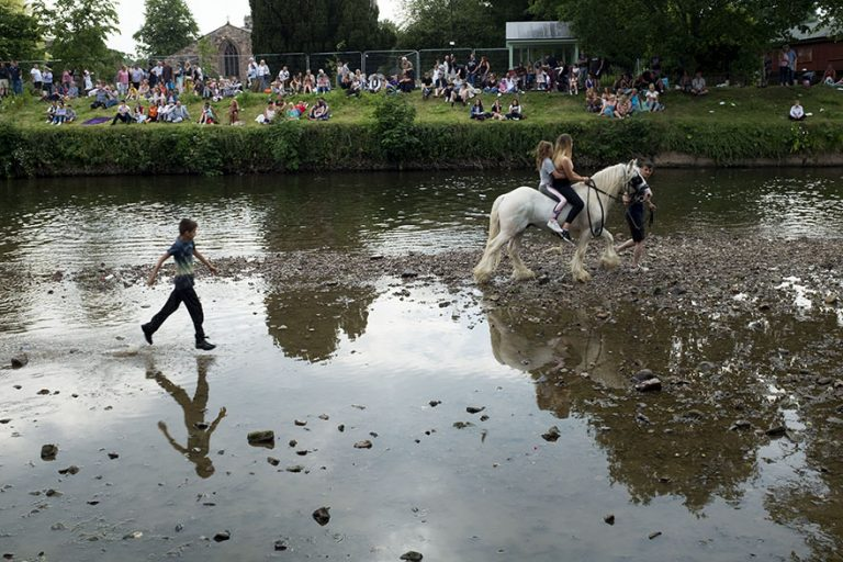Appleby Horse Fair, River Eden, 2019 Sony World Photography Awards Open Competition Shortlist Motion
