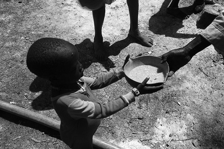 UNICEF Aid Work in Akobo, South Sudan. Northeast Africa.