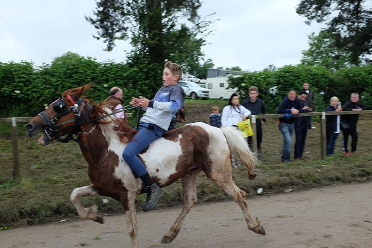 Appleby Horse Fair, Flashing Lane