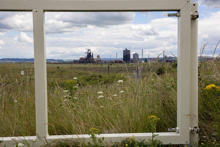 Teesside Industrial Landscape, Redcar Steelworks