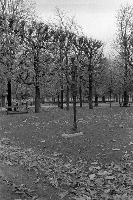 Paris, The Tuileries Garden
