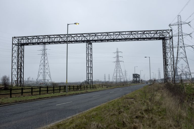 Teesside Industrial Landscape