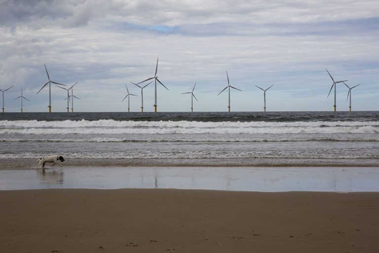 North East Coast, Redcar Offshore Windfarm