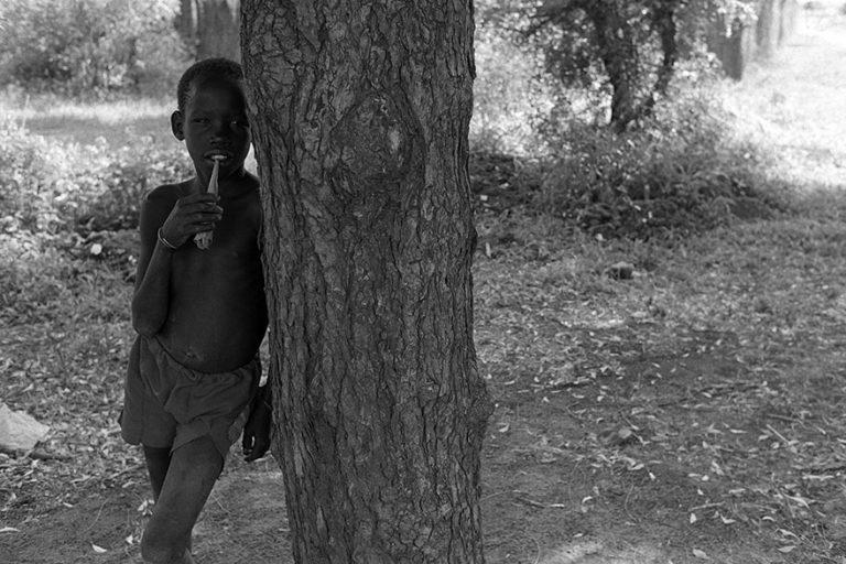 UNICEF Aid Work in Lafon, South Sudan. Northeast Africa.